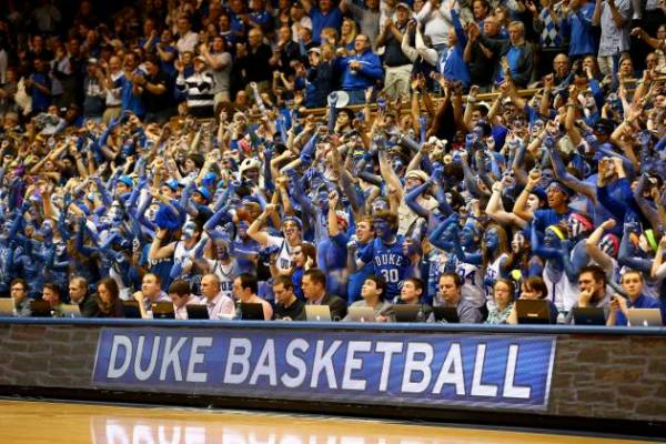 Troy vs. Duke Betting Line – Men's Basketball Championship 1st Round