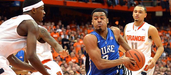 Duke Blue Devils vs. Syracuse Orange Betting Odds