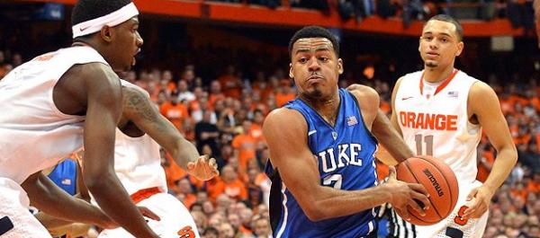 Duke Blue Devils vs. Syracuse Orange Betting Odds
