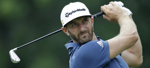 Dustin Johnson Pulls Away as Favorite to Win The Open 2016