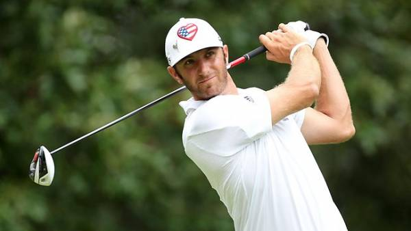 Dustin Johnson the 2019 US Open Golf Favorite