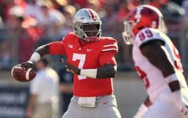 Dwayne Haskins NFL Draft Position Odds