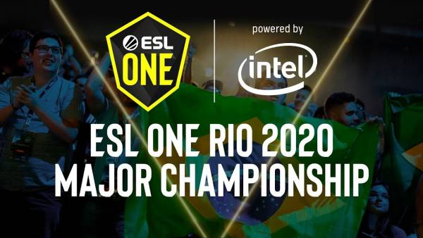 Odds to Win ESL One Rio 2020