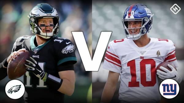 New York Giants vs. Philadelphia Eagles Prop Bets 2019
