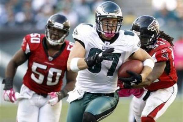 Philadelphia Eagles vs. Atlanta Falcons Sunday Night Football Betting