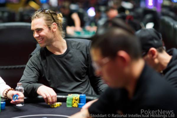 Elliot Smith Leads Six Players into PokerStars Championship Macau Main Event Finale