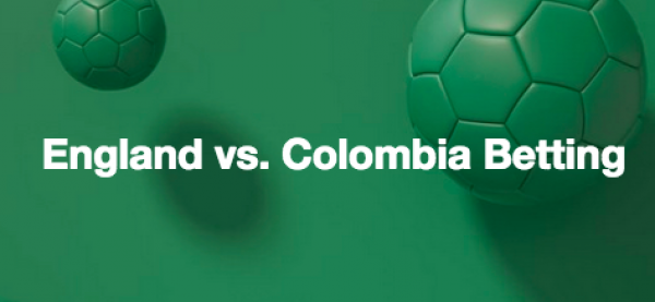 England vs. Colombia Betting Odds - World Cup Round of 16