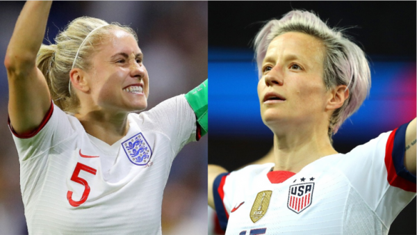 Women's World Cup Betting Odds 2019 - England vs. USA - Payouts, Where to Bet Online