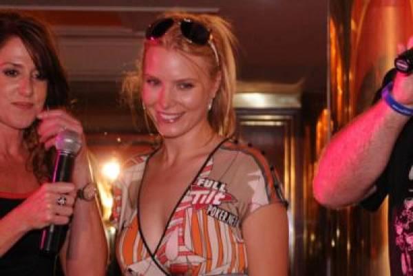 Erica Schoenberg Poker Babe