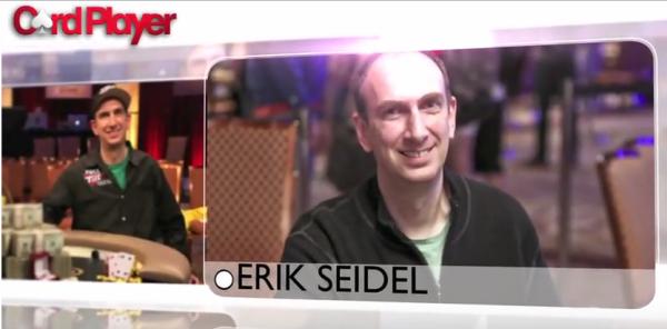 Five Facts About Poker Great Erik Seidel
