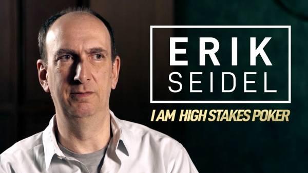 Erik Seidel Wins Ninth WSOP Bracelet