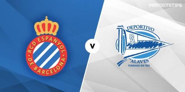 Espanyol v Alaves Match Tips, Betting Odds - 13 June