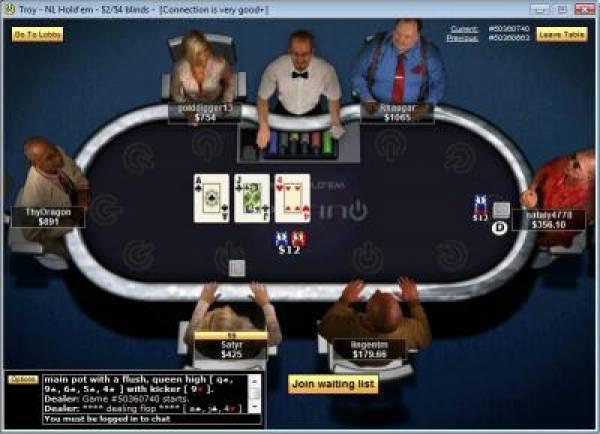 Everleaf Poker