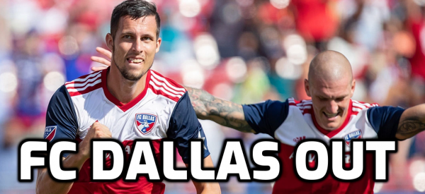 FC Dallas Withdraws Fom the MLS is Back Tournament
