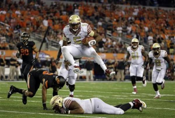 Oddsmakers React to FSU Jameis Winston Suspension: Knock 4 Points Off Line vs. C