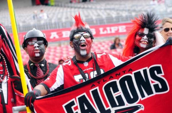 Bet the Atlanta Falcons: Latest Futures Odds, To Win