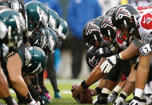 Where to Bet the Falcons-Eagles Game - Latest Odds