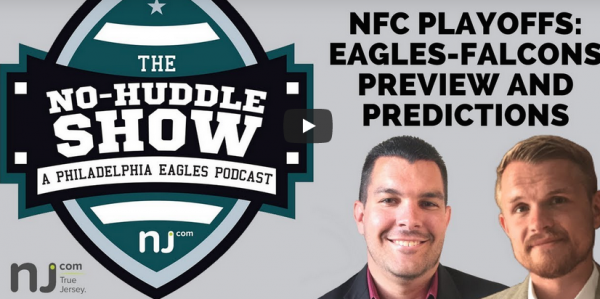 Falcons-Eagles Predictions - 2018 Divisional Playoffs