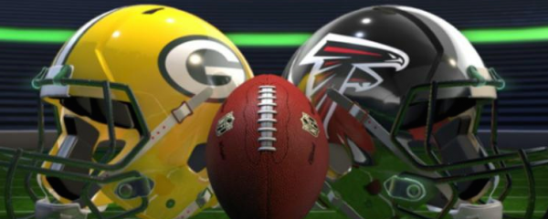 Bet the Falcons vs. Packers Game Online Week 14