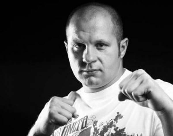 Randy Couture Fights Fedor Emelianenko
