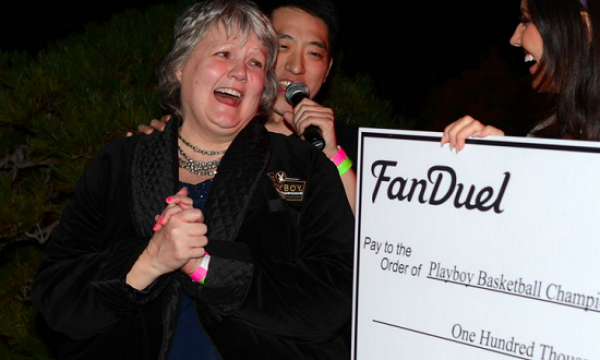 55-Year-Old Becomes First Female to Win Daily Fantasy Sports Championship