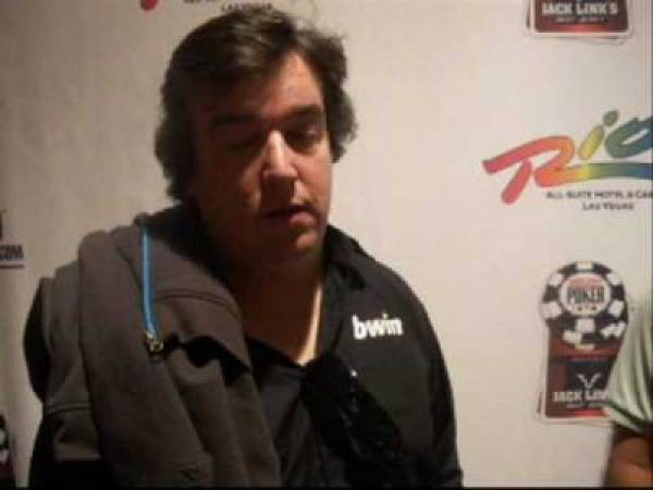 Fernando Brito 2010 European Poker Tour Player Of The Year