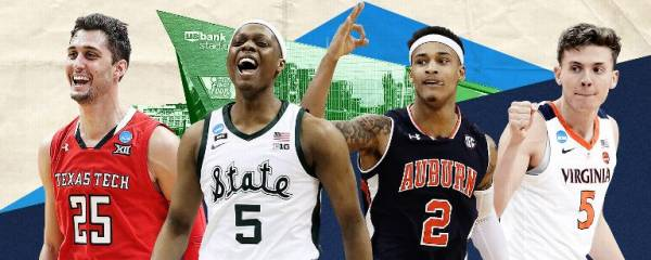 2019 Final Four Betting Odds