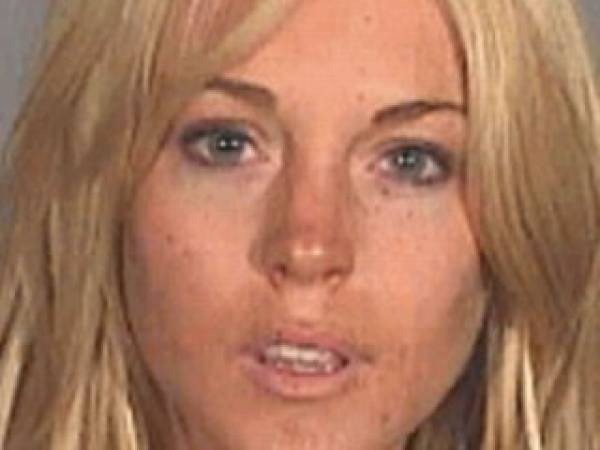 First Celebrity Arrest 2011