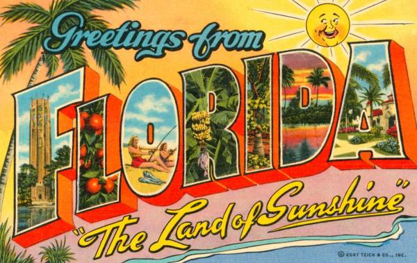 Florida Gambling Shines, Falls In Equal Measure