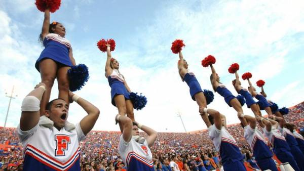 Hot Team to Bet Right Now - The Florida Gators - October 4