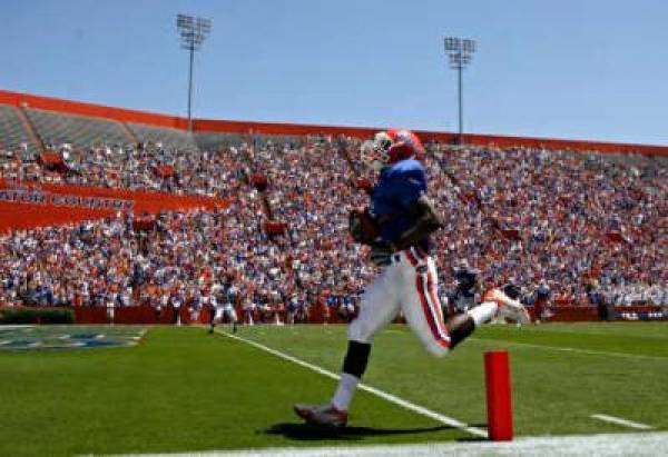 Florida Gators vs. Alabama Crimson Tide