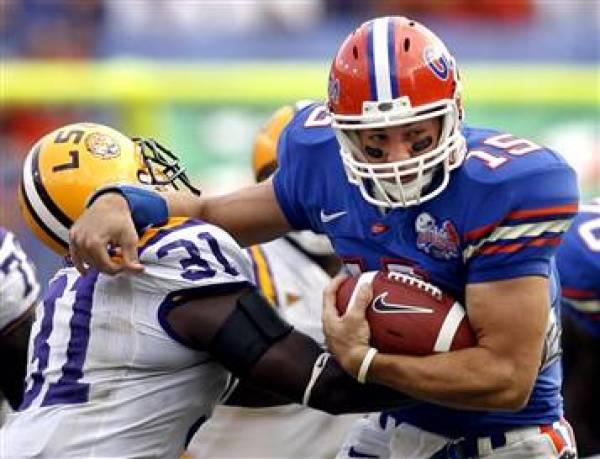 Florida Gators Football 2008
