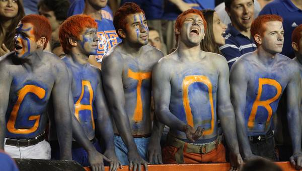 Bet Alabama vs. Florida Game – Line Gators -14.5: Only 5 Percent of Public on Ti
