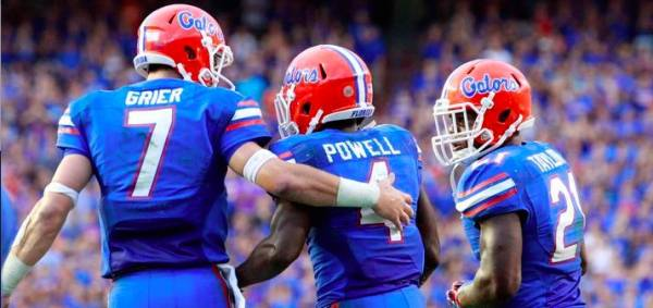 Line on Michigan vs. Florida Game - Live In Play Betting Available