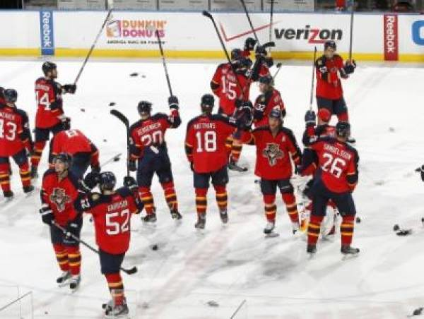 Florida Panthers Odds to Win 2012 Stanley Cup Now at 22 to 1