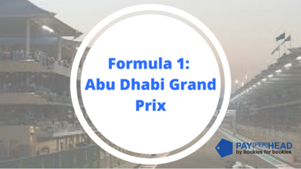 Formula 1 Betting: Abu Dhabi Grand Prix Odds