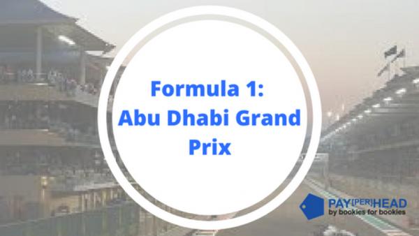Formula 1 Betting: Abu Dhabi Grand Prix Odds