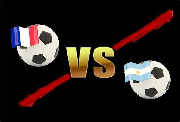 France vs. Argentina Betting Tips - 2018 World Cup Knockout Stage