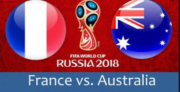 France vs. Australia Betting Tips, Latest Odds - 2018 FIFA World Cup