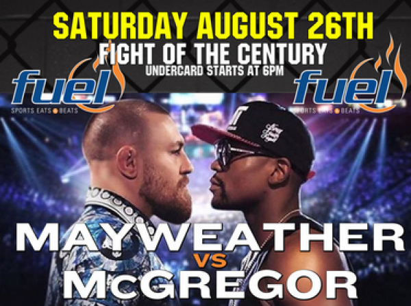 Where Can I Watch, Bet the Mayweather-McGregor Fight From Seattle