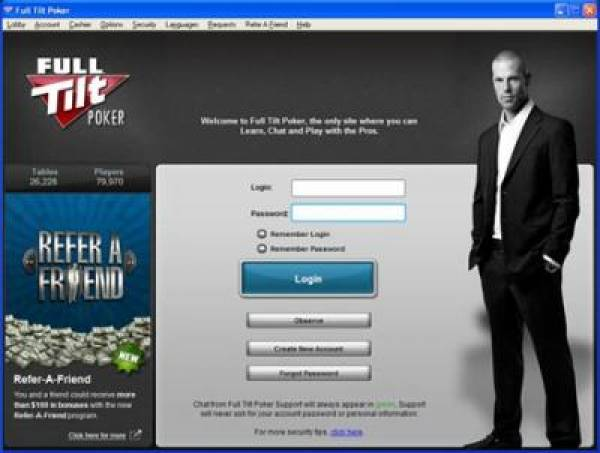 Full Tilt Poker Accounts Unfrozen