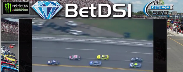 GEICO 500 at Talladega Superspeedway Betting Odds