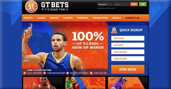 GTBets Online Sportsbook Review l Complaints