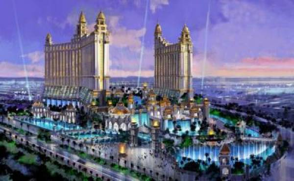Galaxy Casino Opens in Macau
