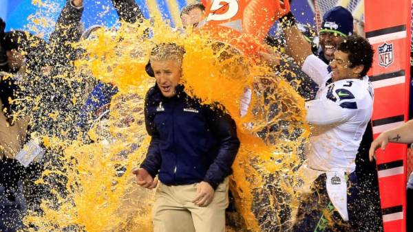 What Color Will the Gatorade Be That's Poured on Game-Winning Coach?