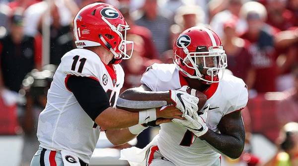 Georgia Bulldogs Odds to Make the College Football Playoffs 2019-2020