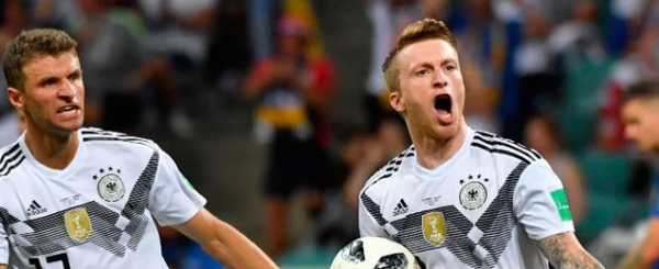 Germany Early World Cup Exit Great for Bookmakers