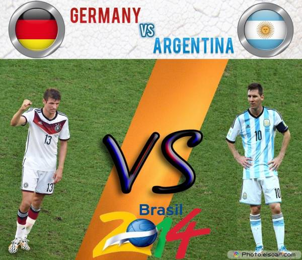 Where to Bet the 2014 World Cup Final Online – Germany vs. Argentina: Prop Bets
