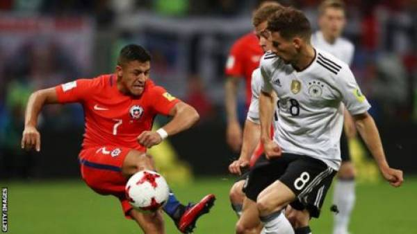 Chile v Germany Betting Preview, Tips, Odds – Confederations Cup 2017