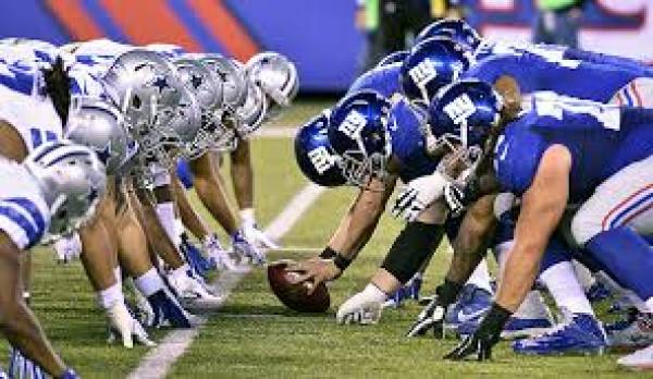 Best Bets on the Giants-Cowboys Game Week 2